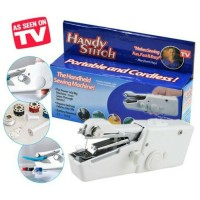Sewing machine portable / handy stitch / mini manual sewing as seen tv