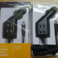 Jual TC TRAVEL CHARGER MOBIL BLACKBERRY ORIGINAL SAVER MINI USB  Murah