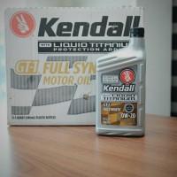 oli Kendall GT-1 Full Synthetic SAE 0w20 w/ Liquid Titanium