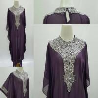 Busana Muslimah Fashion Wanita Modern Baju Kaftan Terbaik Baju Lebaran
