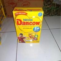 Dancow 5+ Madu, vanila dan cokelat