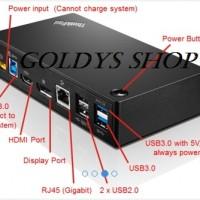 40A80045EU - Docking Lenovo ThinkPad USB 3.0 ultra Dock - ID/VN