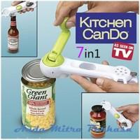 Jual Kitchen Can Do Cando 7 in 1 Pembuka Kaleng Botol KTC08 Murah