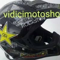 helm cross rockstar fox  / helm rockstar