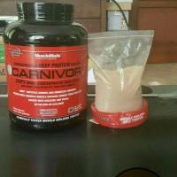 Jual Carnivor whey protein 2 lbs Murah