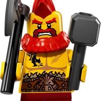 LEGO - Minifigures - Battle Dwarf