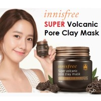 Jual Innisfree Super Volcanic Pore Clay Mask 100ml Murah
