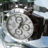 Jam Tangan Rolex For Couple Daytona Silver Watch Watches Kw Bukan Ori