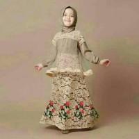 baju gamis anak perempuan dress syari kaftan nagita syahrini hijab