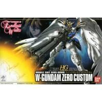 Bandai HG 1/144 Gundam wing zero custom ver. ew
