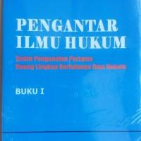 Jual PENGANTAR ILMU HUKUM BUKU I - Prof. Dr. Mochtar Kusumaatmadja. S.H. Murah