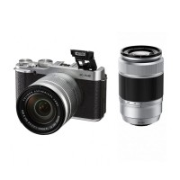 Jual Fujifilm X-A2 Double Kit 16-50mm and 50-230mm OIS Kamera Mirrorless Murah