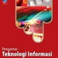 Buku Pengantar Teknologi Informasi (Tata Sutabri)