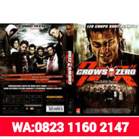 Jual Dvd west series crows zero 1-2 LENGKAP