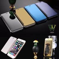 Flip Mirror case Iphone 7/7s ( FULL COVER)