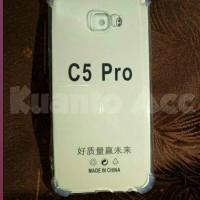 SoftCase AntiCrack Samsung C5 C5 Pro/Anti Crack Knock Shock Bentur