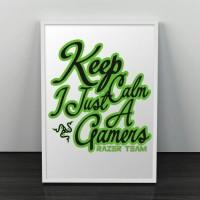 Razer Poster A3+