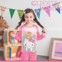 Piyama Hello Kitty Gw 157 I Sz.130 (5-6y)