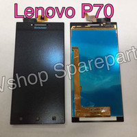 Lcd Touchscreen Lenovo P70 Black