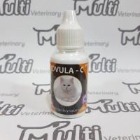 harga Ovula - C Drop 30ml Obat Suplemen Birahi Penyubur Kucing Betina Jantan Tokopedia.com