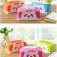 Jual Tempat / Kotak Tisu Tissu Tisue Tissue Panda Murah