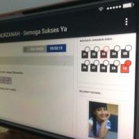 Aplikasi Ujian Sekolah CBT / Komputer UNBK