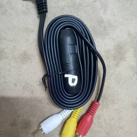 Cable AUX Pioneer / Kenwood / Toyota / Kabel AUX Input Video Audio