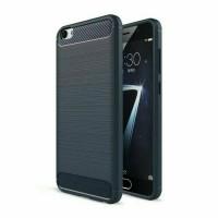 SoftShell Delkin Carbon Fiber Vivo V5 Lite / Y66 Case/Ipaky/Soft