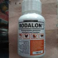 RODALON..cairan memandikan unggas mensterilkan