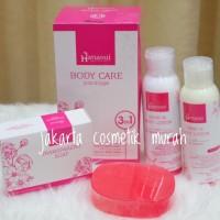 [BPOM] Hanasui Body Care 3in1 / Paket Lotion Hanasui BPOM