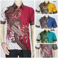 Model Baju Kemeja Batik Modern Pria || Batik Kerja | Sekar
