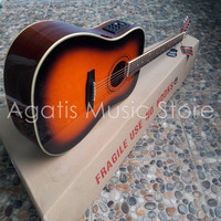 Gitar akustik elektrik samick STAFFORD N CO SF250D Original