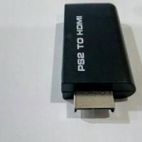 ps2 to hdmi converter / converter ps2 ke hdmi