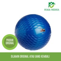 Terbaru Body Sculpture Toning Ball Medicine Ball  2kg Biru