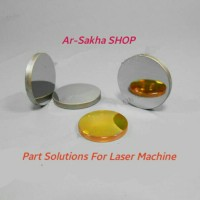 "Lensa Mirror mesin Laser Cutting and grafing MERK """"II-VI INFRARED"""