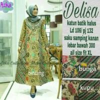 delisa batik dress by Azka Collection