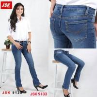Jual Celana Panjang Cutbray Jeans Wanita Denim Bootcut Basic JSK JEANS Murah