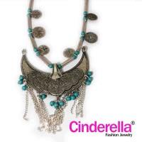 Harga kalung rantai etnik tembaga silver kalung fashion | Pembandingharga.com