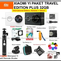 Jual Xiaomi Yi Action Camera - Travel Edition Plus 32GB Murah