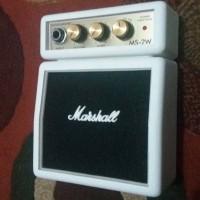 Marshall MS2 / MS2W / MS-2W Micro Guitar Amplifier