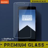 Anti Gores Kaca Bening Kuat Slim Mocolo Tempered Glass Oneplus One 1
