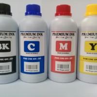 Tinta isi ulang / Refill ( isi 250ml ) untuk printer HP