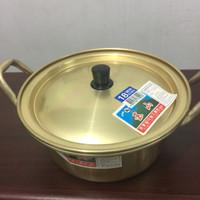Jual Panci Korea Ramyun 18 cm Kuning Nikel Ramen Mie Murah