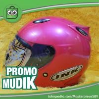 Jual [PROMO MUDIK] Helm Terlaris Helm Best1 Model Ink Centro #KYT #NHK #BMC Murah