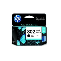 Jual HP 802 Small Black Ink Cartridge Murah