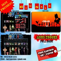 [Promo] Garskin Laptop Full Body Asus X550ZE Motif One P -Free Custom