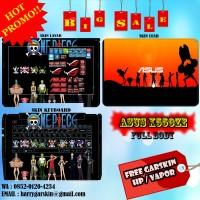 [Promo] Garskin Laptop Full Body Asus X550ZE Motif One P -Free Custom