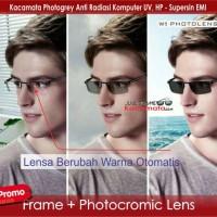 Jual Frame Kacamata Korea MInus Av254H / Free Lensa Minus Plus Antiradiasi Murah