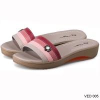 VED 005   Sandal Wanita Cocok untuk Lebaran Branded Everflow 36-40