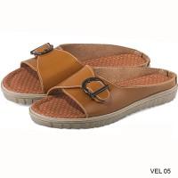 VEL 05   Sandal Wanita Cocok untuk Lebaran Branded Everflow 36-40